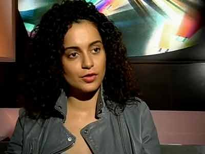 Video : Kangana on playing a glamorous mutant in Krrish 3