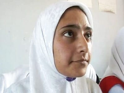 Video : Kashmiri girl gets US scholarship, denied passport because her uncle was a militant