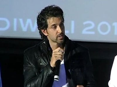 Video : Krrish 3 challenging for everyone: Hrithik Roshan
