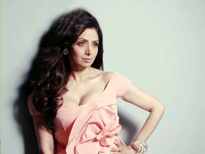 Video : Behind the scenes: Sridevi's photoshoot for Vogue