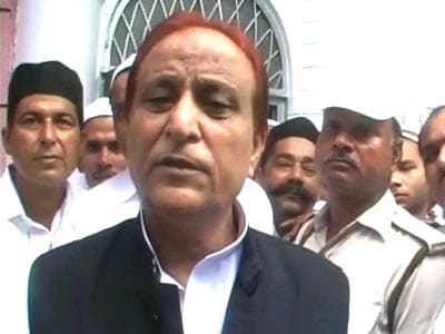 Video : Mulayam Singh Yadav's party shreds Congress over Durga support