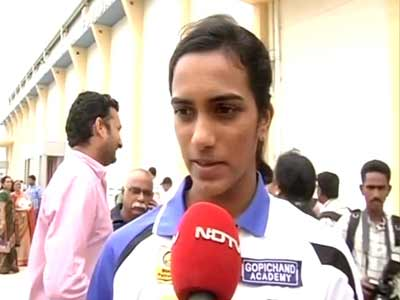 Video : PV Sindhu excited for Indian Badminton League