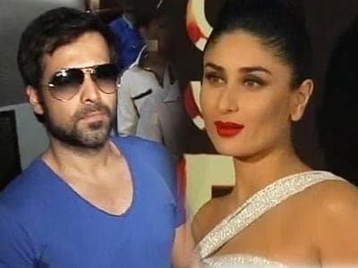 Video : Kareena turns down Emraan's request for a kiss