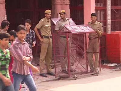 Video : Delhi under thick security cover ahead of Independence Day
