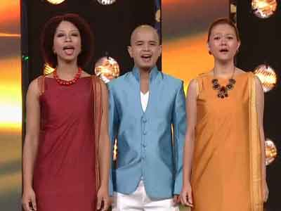 Video : Shillong Choir open <i>Saath Hai Hum Uttarakhand</i> telethon