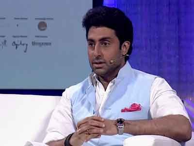 Video : Abhishek Bachchan lends support to Uttarakhand flood victims