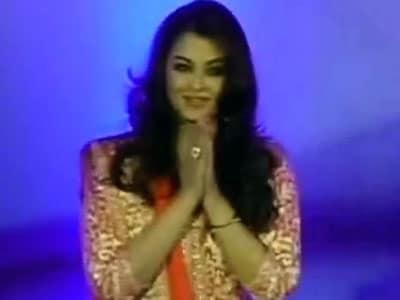 Video : Aishwarya Rai all set to make a comeback?