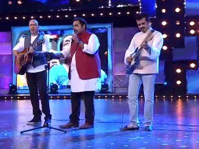 Video : Shankar-Ehsaaan-Loy come together at Uttarakhand telethon