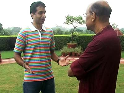 Video : Walk The Talk with Pullela Gopichand  (Part 1)