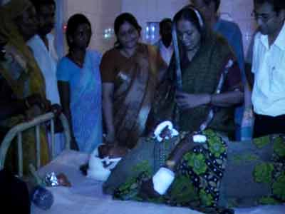 Video : Dalits attacked for hoisting national flag in Bihar, one killed