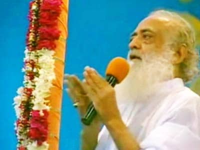 Video : Asaram Bapu booked for alleged sexual assault on minor