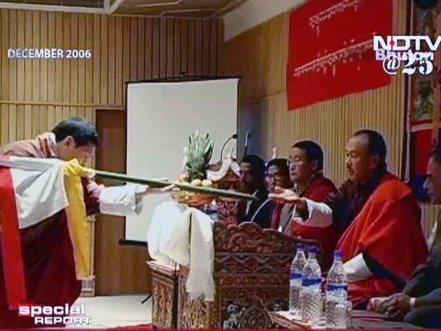 Video : A kingdom in transition (Aired: December 2006)