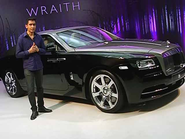 Video : A look at the technology inside the Rolls-Royce Wraith