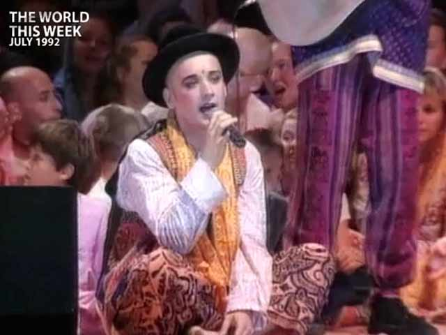 Video : The World This Week: Instant karma (Aired: July 1992)