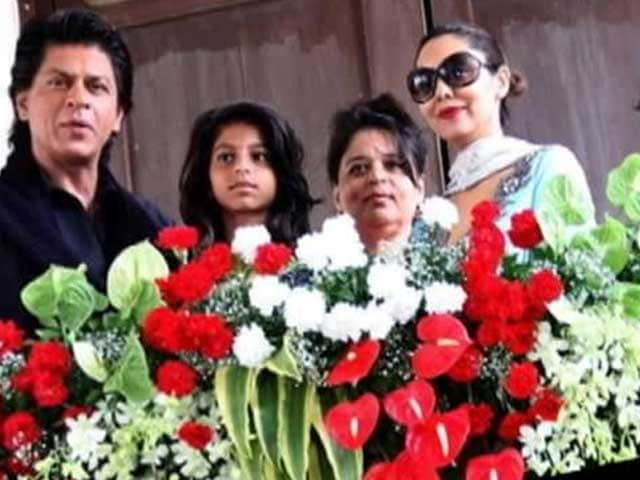 Video : Is Shah Rukh Khan's family planning a vacation?
