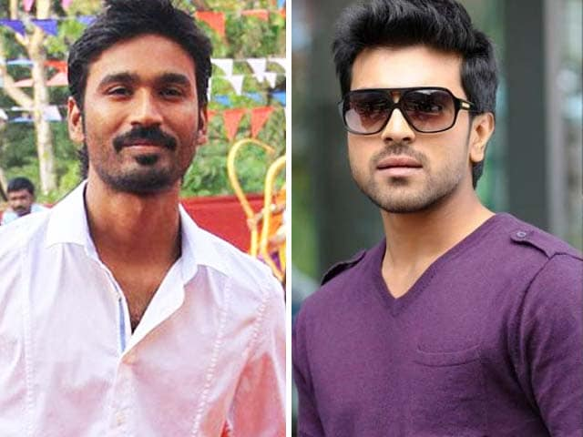 Dhanush's angry competitor!