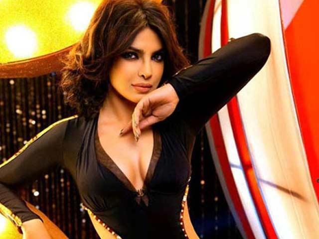 Video : Priyanka's <i>Exotic</i> dance number in <i>Ram Leela</i>