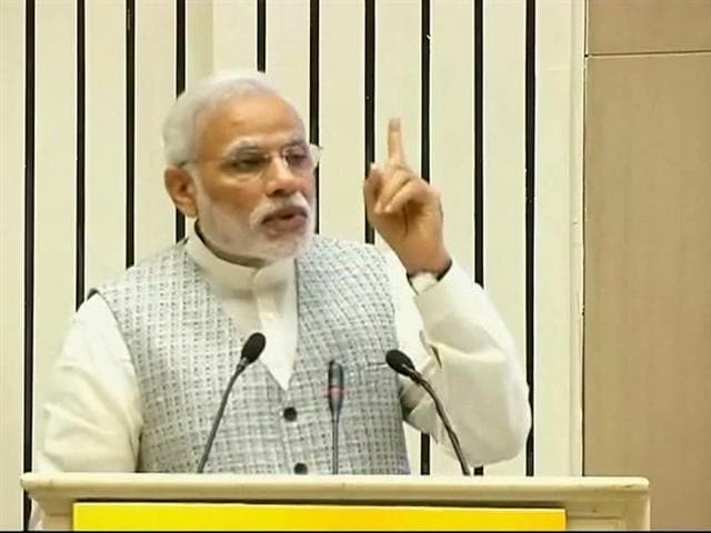 Video : PM Modi Launches Rs 20,000 Crore Mudra Bank to 'Fund the Unfunded'