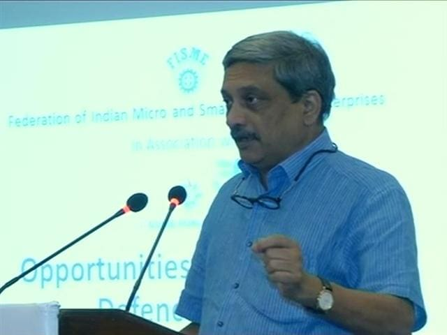 Video : 'Those Who Fear India's New Posture Have Started Reacting': Manhohar Parrikar on Myanmar Operations
