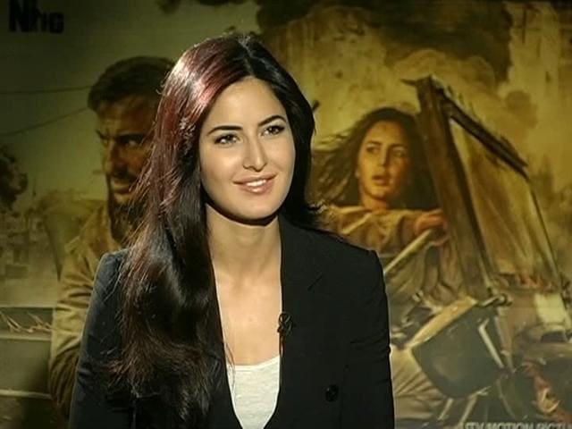 "Video : ""I Will Be A Good Wife Because…"" Katrina Kaif to NDTV"
