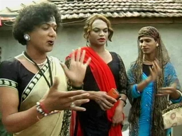 Video : Transgenders Bring Government and Villages Together to Build Toilets