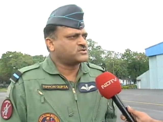 Video : In Rain-Hit Chennai, An Air Bridge To Aid Rescue Ops