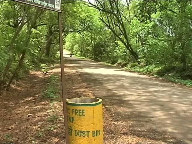 Video : Shiv Sena Joins Environmentalists Opposing Trains Through Mumbai Forest