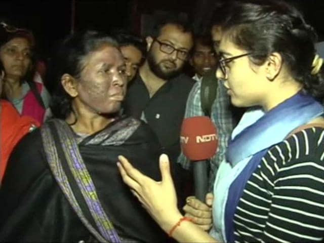 Video : Kanhaiya Kumar Introduces Activist Soni Sori To JNU As 'The Real Hero'