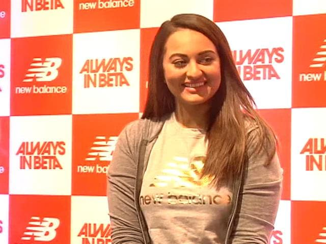 If Not An Actress, Sonakshi Would be…