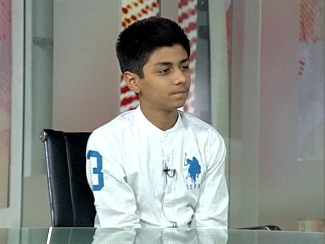 Video : How A 13-Year-Old Is Solving Delhi's Commuting Problem