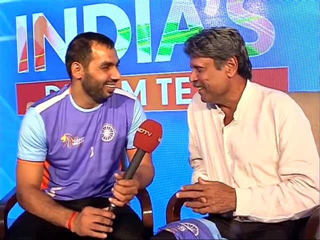 Video : Never Thought Kabaddi Would Make us Stars: Anup Kumar, India Captain