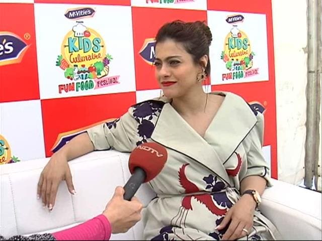 Video : Kajol On 'Unsuitable' Friends And Friendships