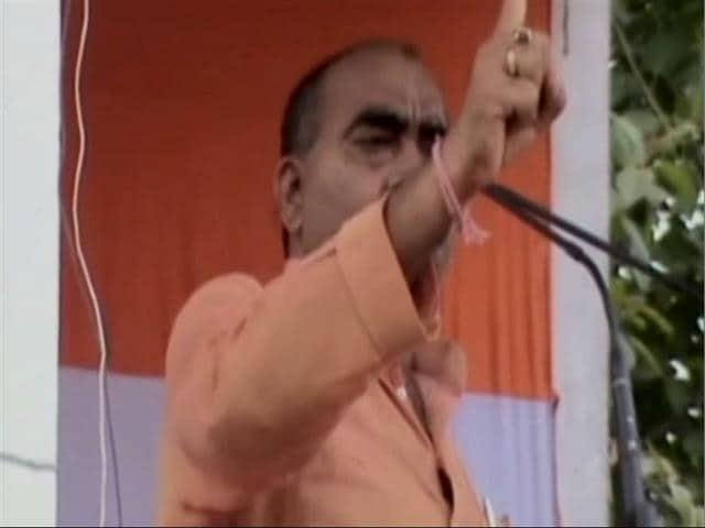 Video : Under Congress, Farmers Will Shoot: Madhya Pradesh Leader Triggers Row