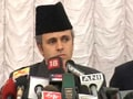 Video : Omar on AFSPA controversy: Can't wait till last gun falls silent