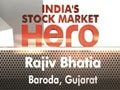 Rajiv Bhatia wins Stock Market contest