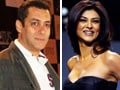 A new dance step for Salman, Sush meets her ex-lover