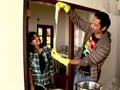 Aditya learns to make cheese in Coonoor