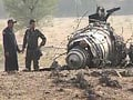 Video: Air Force plane crashes near Pune