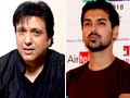 Govinda to make a comeback, John's on a kissing spree