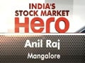Video : India's Stock Market Hero winner: Anil Raj