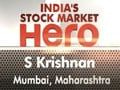 India's Stock Market Hero winner: S Krishnan