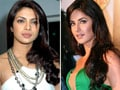 Priyanka gives Katrina a thumbs up