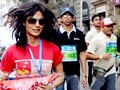 Video : Mumbai runs for a cause