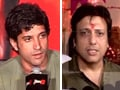No politics for Govinda, Farhan loves his cars