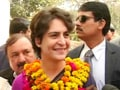 Video : UP Polls: Priyanka Gandhi,  the star campaigner