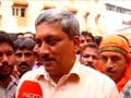 Video: BJP sweeps Goa, Parrikar front runner to become Chief Minister