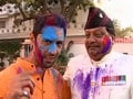 Video : Pink City gears up for Holi