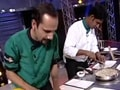 Its Chef Amir vs Chef Sunil on Foodistan
