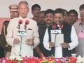 Video : Akhilesh Yadav sworn in as UP Chief Minister