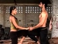 Video: Yoga City: Postures for strong knees